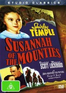 Susannah of the Mounties - Australian DVD cover (xs thumbnail)