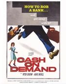 Cash on Demand - British Movie Cover (xs thumbnail)
