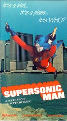 Supersonic Man - British Movie Cover (xs thumbnail)