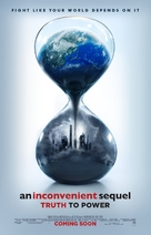An Inconvenient Sequel: Truth to Power - British Movie Poster (xs thumbnail)