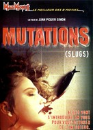 Slugs, muerte viscosa - French DVD movie cover (xs thumbnail)