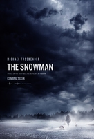 The Snowman - Movie Poster (xs thumbnail)