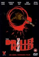 The Driller Killer - British Movie Cover (xs thumbnail)