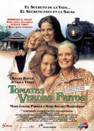 Fried Green Tomatoes - Spanish Movie Poster (xs thumbnail)