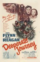 Desperate Journey - Movie Poster (xs thumbnail)