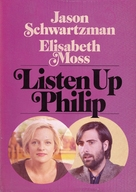 Listen Up Philip - DVD movie cover (xs thumbnail)