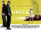 The Man from U.N.C.L.E. - Spanish Movie Poster (xs thumbnail)