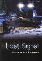 Lost Signal - German Movie Cover (xs thumbnail)