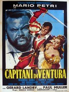 Capitani di ventura - Italian Movie Poster (xs thumbnail)