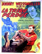 The Lost Tribe - French Movie Poster (xs thumbnail)