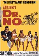 Dr. No - British Movie Poster (xs thumbnail)