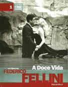 La dolce vita - Brazilian DVD cover (xs thumbnail)