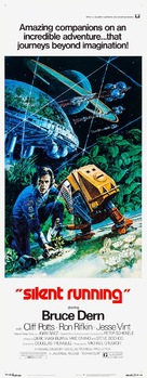 Silent Running - Movie Poster (xs thumbnail)