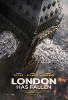 London Has Fallen - British Movie Poster (xs thumbnail)