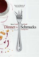 Dinner for Schmucks - Movie Poster (xs thumbnail)