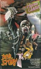 Il était une fois le diable - Devil's story - German VHS cover (xs thumbnail)