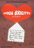 Dear Brigitte - Polish Movie Poster (xs thumbnail)