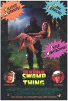 The Return of Swamp Thing - Video release poster (xs thumbnail)
