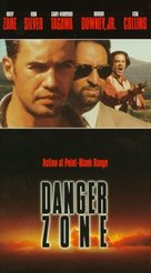Danger Zone - Movie Cover (xs thumbnail)