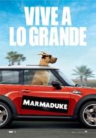 Marmaduke - Spanish Movie Poster (xs thumbnail)