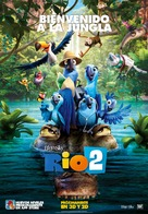 Rio 2 - Spanish Movie Poster (xs thumbnail)
