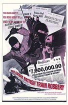 """Die Gentlemen bitten zur Kasse"" - British Movie Poster (xs thumbnail)"