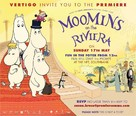 Muumit Rivieralla - British Movie Poster (xs thumbnail)