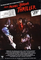 Thriller - Video release poster (xs thumbnail)
