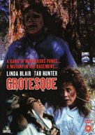 Grotesque - British Movie Cover (xs thumbnail)