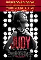 Judy - Brazilian Movie Poster (xs thumbnail)