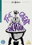The Great Dictator - British DVD movie cover (xs thumbnail)