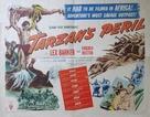 Tarzan's Peril - Movie Poster (xs thumbnail)