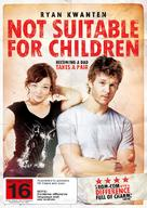 Not Suitable for Children - New Zealand DVD cover (xs thumbnail)