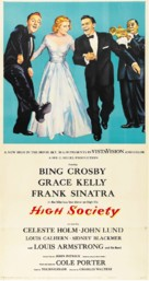 High Society - Movie Poster (xs thumbnail)