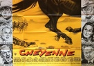 Cheyenne Autumn - German Movie Poster (xs thumbnail)