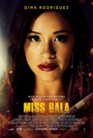 Miss Bala - British Movie Poster (xs thumbnail)