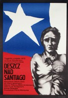 Il pleut sur Santiago - Polish Movie Poster (xs thumbnail)