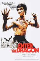 Enter The Dragon - poster (xs thumbnail)