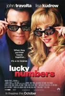 Lucky Numbers - Movie Poster (xs thumbnail)