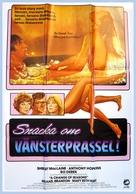A Change of Seasons - Swedish Movie Poster (xs thumbnail)