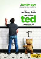 Ted - Hungarian Movie Poster (xs thumbnail)