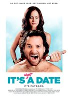 It's Not a Date - Danish DVD cover (xs thumbnail)