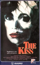 The Kiss - Finnish VHS movie cover (xs thumbnail)