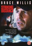 Striking Distance - British Movie Cover (xs thumbnail)
