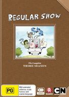 """Regular Show"" - Australian DVD cover (xs thumbnail)"
