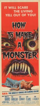 How to Make a Monster - Movie Poster (xs thumbnail)