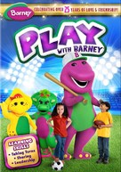 """Barney & Friends"" - DVD cover (xs thumbnail)"