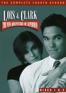 """""""Lois & Clark: The New Adventures of Superman"""" - DVD movie cover (xs thumbnail)"""