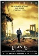 I Am Legend - Swiss Movie Poster (xs thumbnail)