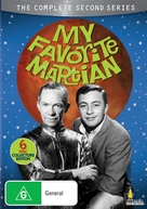 """My Favorite Martian"" - Australian DVD cover (xs thumbnail)"